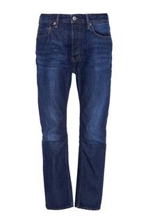 Однотонные джинсы Log Acne Studios