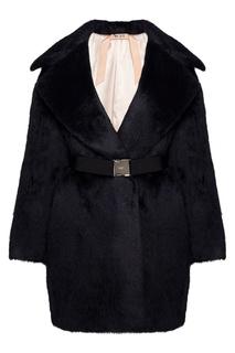 Пальто из альпаки No.21