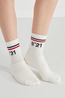 Хлопковые носки No.21