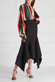 Однотонная юбка Solace