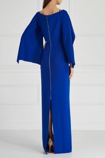 Однотонное платье Cheveley Roland Mouret