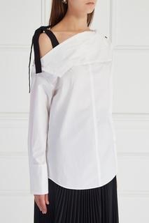 Хлопковая блузка Proenza Schouler