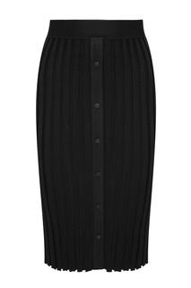 Однотонная юбка Altuzarra