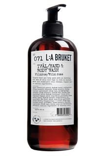 Жидкое мыло 071 Vildros, 450 ml L:A Bruket