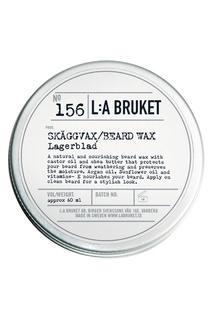 Воск для бороды 156 Lagerblad Laurel Leaf, 60 ml L:A Bruket