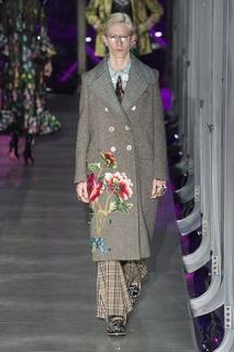Шерстяное пальто Gucci