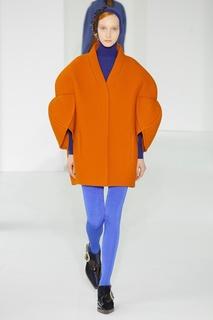 Пальто oversize Delpozo