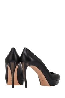 Кожаные туфли Alexander Mc Queen