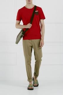 Хлопковая футболка Gucci
