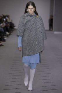 Шерстяное пальто Balenciaga