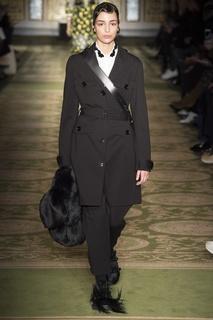Однотонное пальто Simone Rocha