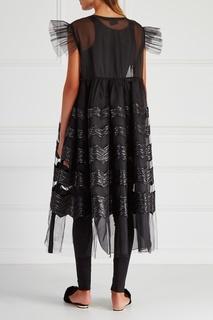 Шелковое платье Ivka