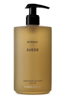 Мыло для рук Byredo Suede, 450 ml