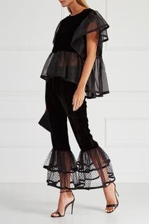 Бархатные брюки Ivka