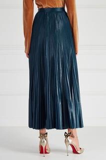 Плиссированная юбка-макси Golden Goose Deluxe Brand