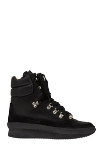 Кожаные ботинки Brendty Isabel Marant