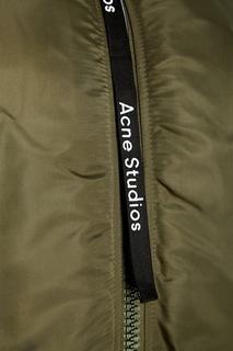 Утепленная куртка Clea Acne Studios