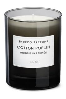 Ароматическая свеча Byredo Cotton Poplin, 240 g