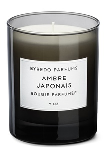 Ароматическая свеча Byredo Ambre Japonais, 240 g
