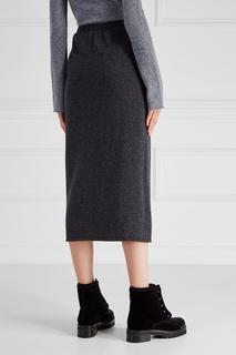 Шерстяная юбка Tegin