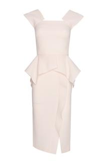 Шерстяное платье Sawleigh Roland Mouret