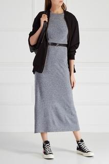 Однотонное платье Tegin