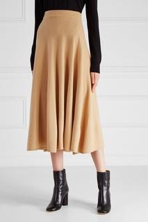 Кашемировая юбка Tegin