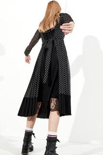 Шелковое платье No.21