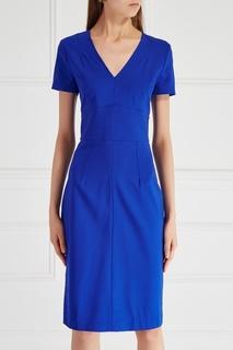 Шерстяное платье Diane von Furstenberg