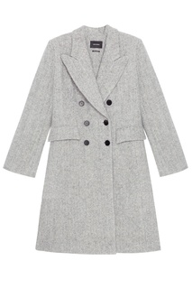 Шерстяное пальто Easton Isabel Marant