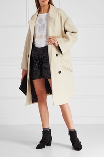 Шерстяное пальто Flicka Isabel Marant Etoile