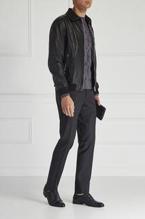Однотонные брюки Billionaire