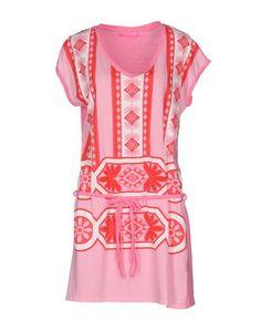 Короткое платье Custo Growing