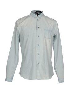 Джинсовая рубашка N° 21