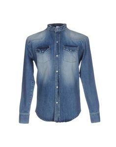 Джинсовая рубашка Paura