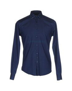 Джинсовая рубашка NO LAB