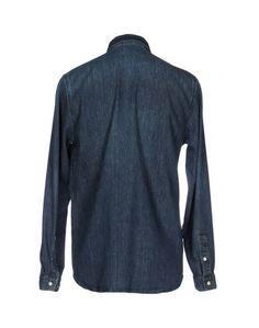 Джинсовая рубашка American Vintage