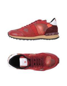 Низкие кеды и кроссовки Valentino Garavani