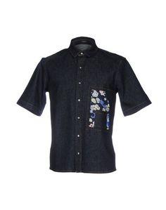 Джинсовая рубашка Jil Sander