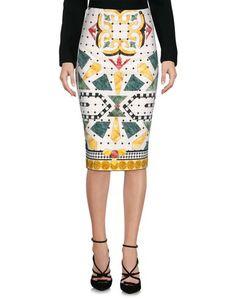 Юбка до колена Versace Collection