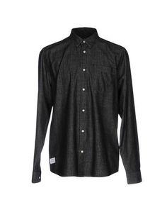 Джинсовая рубашка Wesc