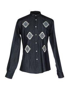 Джинсовая рубашка Christian Pellizzari