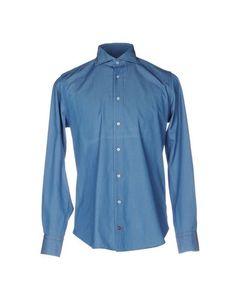 Джинсовая рубашка CÀrrel