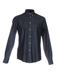 Джинсовая рубашка Morris