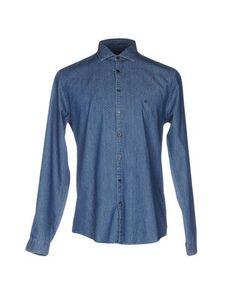 Джинсовая рубашка CK Calvin Klein