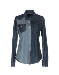 Джинсовая рубашка Shaft
