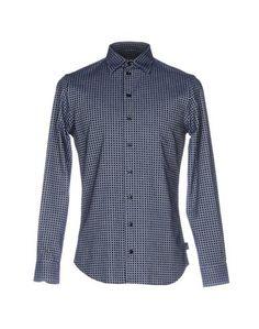 Джинсовая рубашка Armani Collezioni