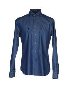 Джинсовая рубашка Brown & Bros.