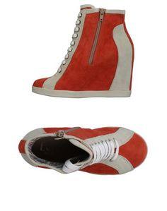 Высокие кеды и кроссовки Evado