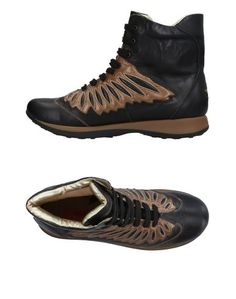 Высокие кеды и кроссовки Roberto Cavalli Angels